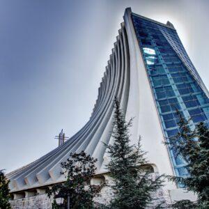 Harissa Basilica